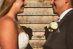 Bride and Groom - Hampshire Wedding at Tithe Barn (9)