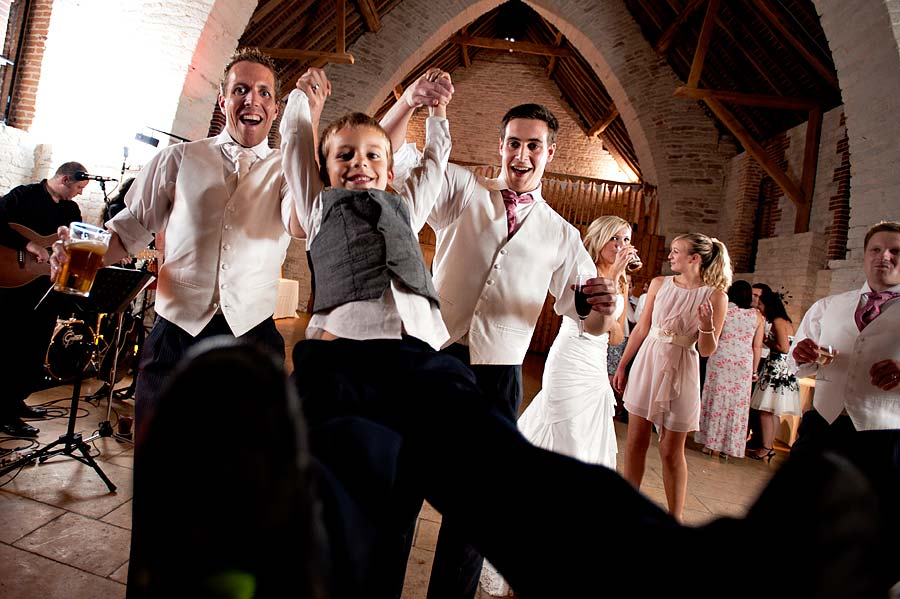 wedding at tithe-barn-84