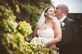 Bride and Groom - Hampshire Wedding at Tithe Barn (19)