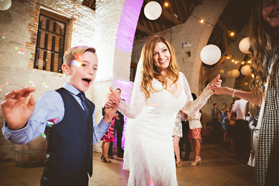 wedding at tithe-barn-209