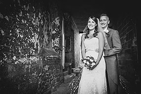 Bride and Groom - Oxfordshire Wedding at Bay Tree Hotel (58)