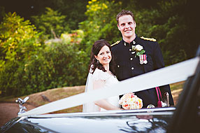 Bride and Groom - Surrey Wedding at Holmwood (32)