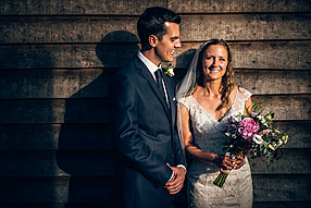 Bride and Groom - Surrey Wedding at Tilford (12)