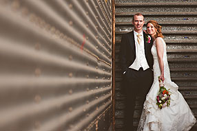 Bride and Groom - Sussex Wedding at Grittenham Barn (43)